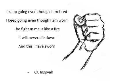 i keep going